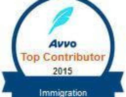 Top AVVO Contributor