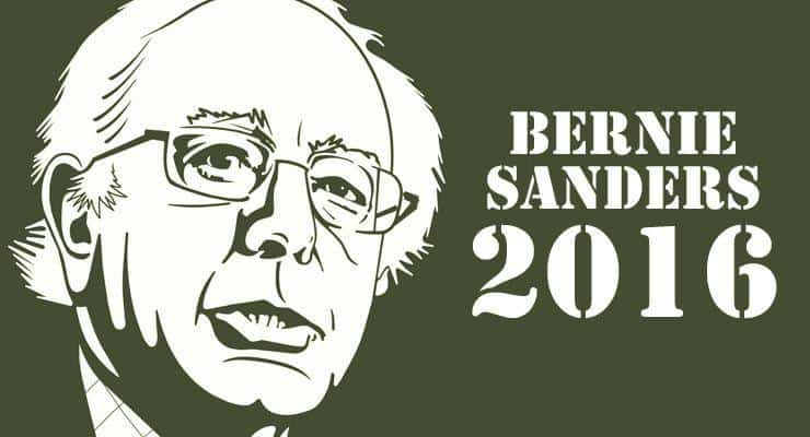 Bernie Sanders for 2016 Democratic Nomination