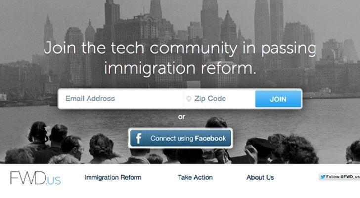 Can the tech community change the conversation on immigration reform?