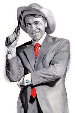 Is Gov Rick Perry just another politician taking credit that doesn't belong to him?
