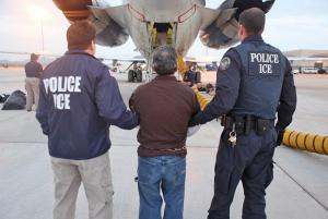 ICE Deport