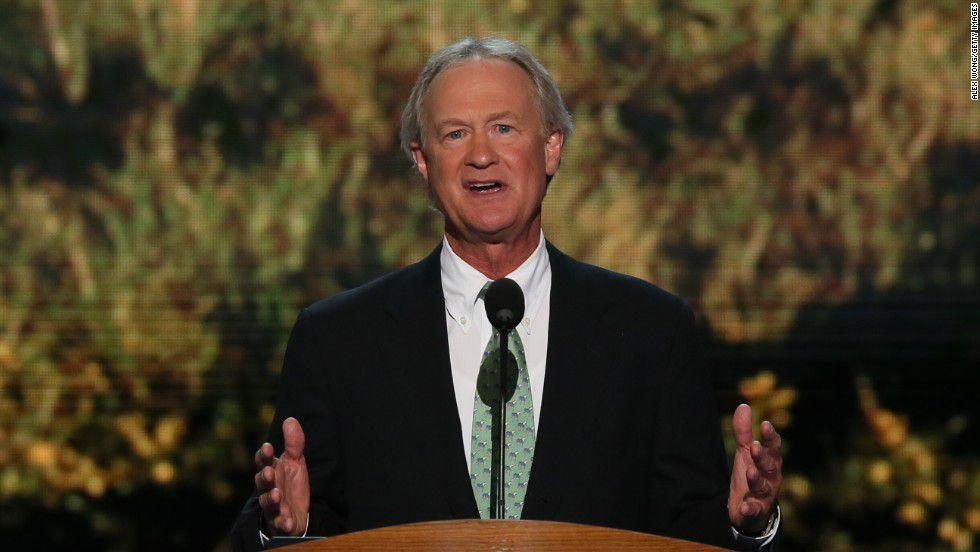 Lincoln Chafee running for Democratic Nomination in 2016