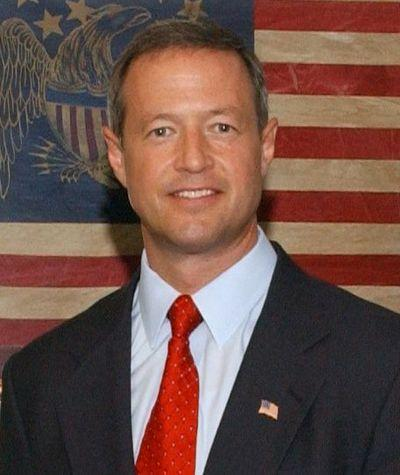 Martin O'Malley for 2016 Democratic Nominee