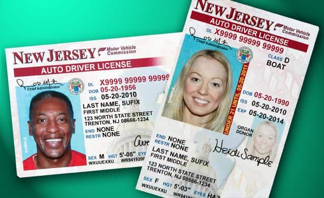 Nj driver 39 s license for undocumented 2016 nj traffic for Motor vehicle nj practice permit test