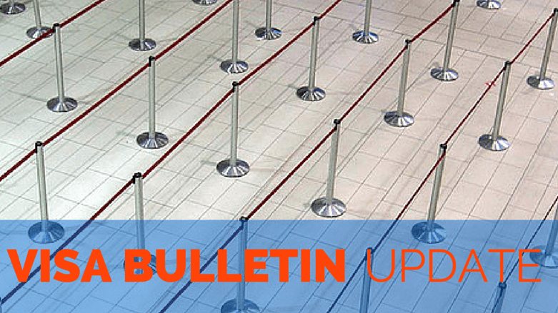 What happened with the October 2015 Visa Bulletin?