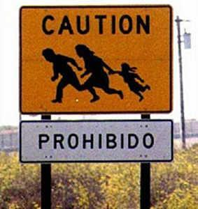 Are the enhancement in border security keeping out illegal immigrants?