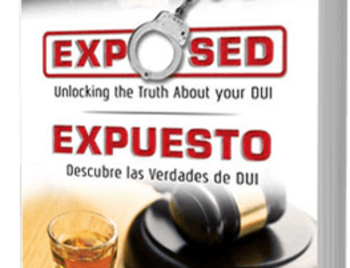 Exposed: Unlocking The Truth About Your DUI