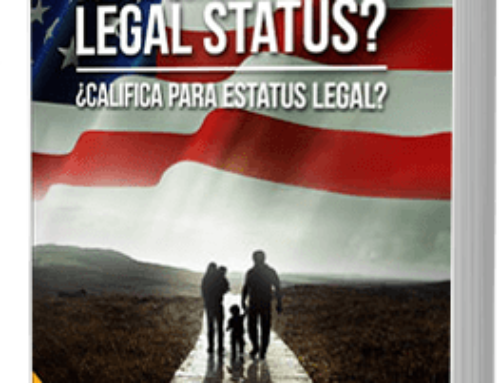 Do You Qualify For U.S. Legal Status?