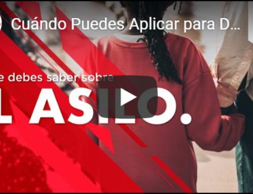 Andrés Mejer explica cuando puedes aplicar para DACA. 04-30-18