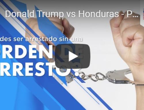 Andrés habla sobre inmigración para los Hondureños y. 05-07-18
