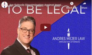 immigrant discrimination in schools