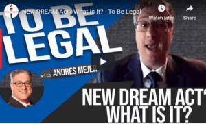 new DREAM Act
