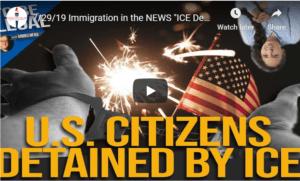 ICE detaining US citizens