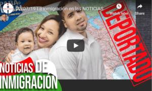 immigration news on a deportation case