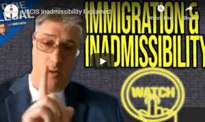 immigration inadmissibility