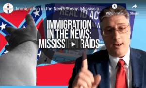 mississippi immigration raids