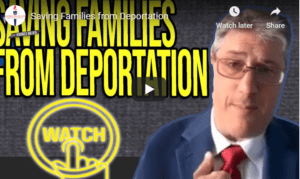 saving families from deportation