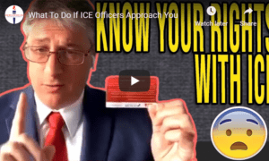 rights with ICE
