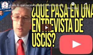 USCIS interview details