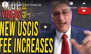 USCIS fee increase