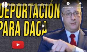 DACA deportation