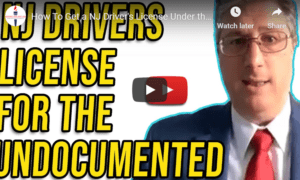 Drivers license for undocumented immigrants