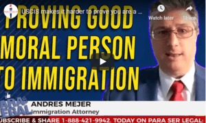 proving good moral in immigration