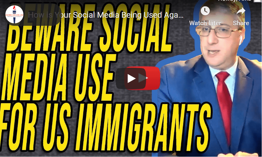 immigrant social media use