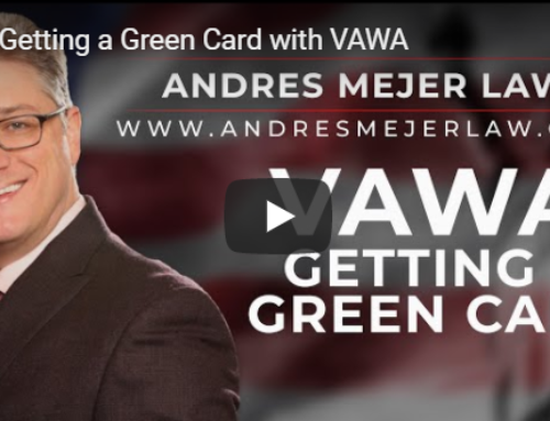 How VAWA Visas Help Victims Get a Green Card