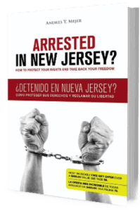Arrested in New Jersey