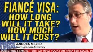 K1 Fiance Visa immigration attorney