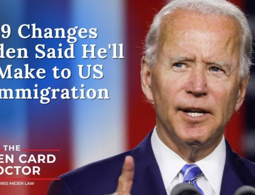 9 Things Biden Said He'll Change in Immigration