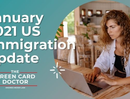 USCIS Updates on Biometrics Appointment & Green Card Renewal [Jan 2021]