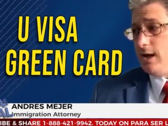 U-visa and green card immigration attorney
