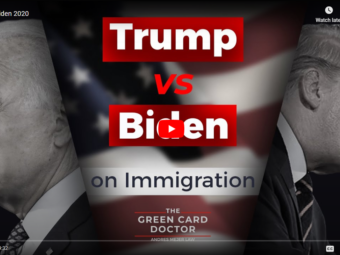Trump vs Biden on Immigration