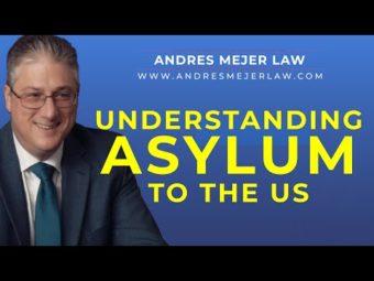 Cómo solicitar asilo